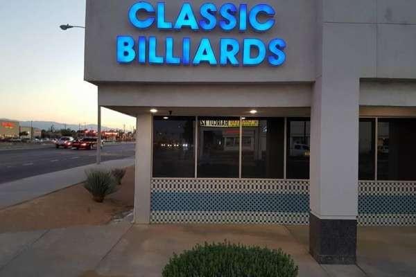 Classic Billiards In Victorville Bids Farewell